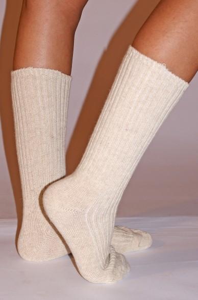 Alpaka KUPFER-STRÜMPFE Damen Herren anti-bakterielle Socken APU KUNTUR