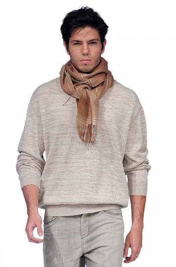 FUOCO Herren Alpaka Pullover von KUNA