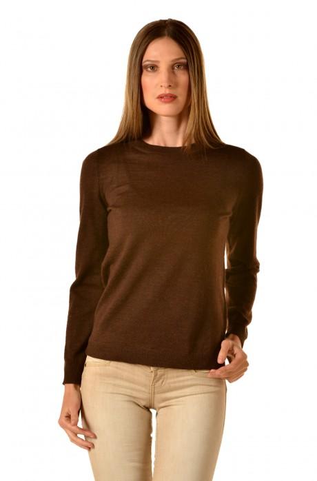 Alpaka Basic Pullover ADELE KUNA Essentials