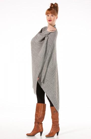 Schal SUAVE aus Baby Alpaka 80*170 cm Reisedecke für unterwegs