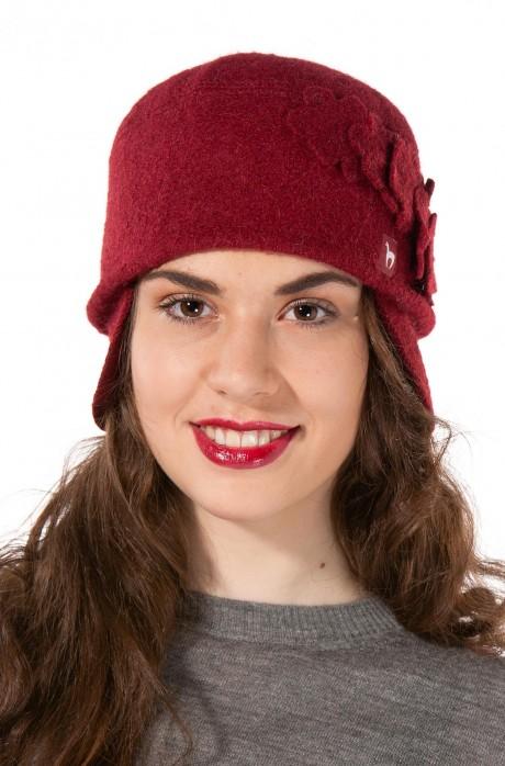 Alpaka Mütze LORENA aus 100% Baby Alpaka