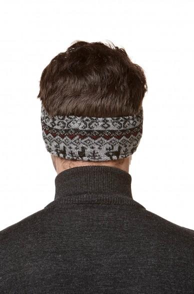 Alpaka Stirnband ANDEN VIENTOS aus 100% Alpaka Superfine