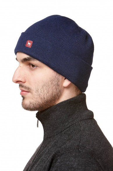 Alpaka Mütze BARK aus 100% Baby Alpaka