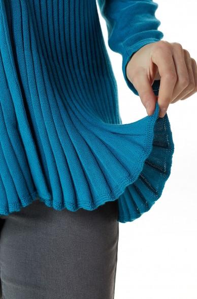 Cardigan FLOR aus Bio Pima Baumwolle
