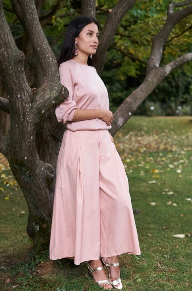 Culotte-Hose ANNA aus 100% Pima Bio Baumwolle