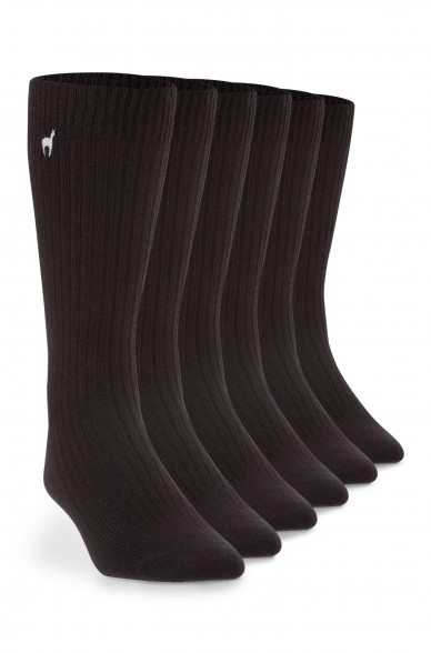 Alpaka Socken PREMIUM 6er Pack aus 70% Baby Alpaka & 25% Baumwolle