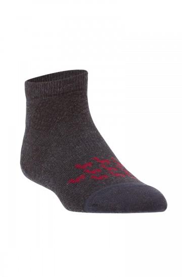 Sneaker-Socke Premium Naturfaser Qualität Alpaka Pima Baumwolle Damen Herren