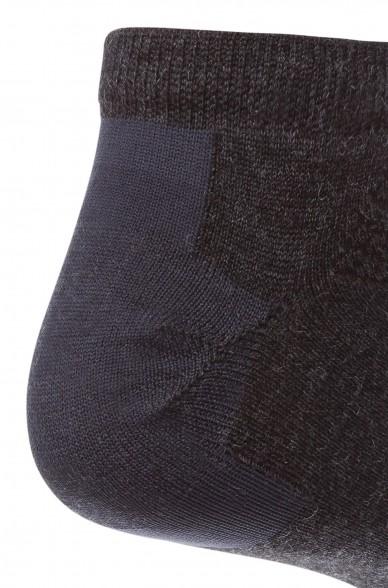 Alpaka SNEAKER-SOCKEN aus 70% Baby Alpaka & 25% Pima Baumwolle