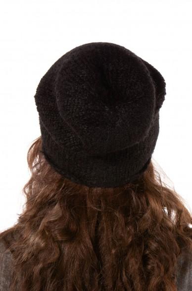 Alpaka Mütze TARIK aus 74% Alpaka & 22% Merino