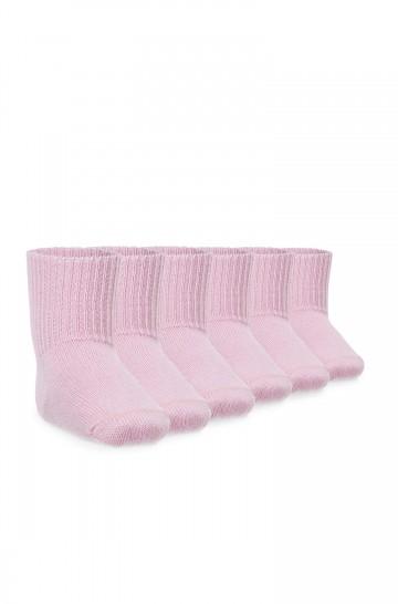 Alpaka Socken Kinder (Gr. 15-29)  6er Pack aus 70% Baby Alpaka & 25% Baumwolle