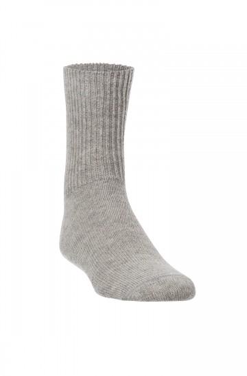 Alpaka Socken Kinder (Gr. 30-35) aus 70% Baby Alpaka & 25% Baumwolle
