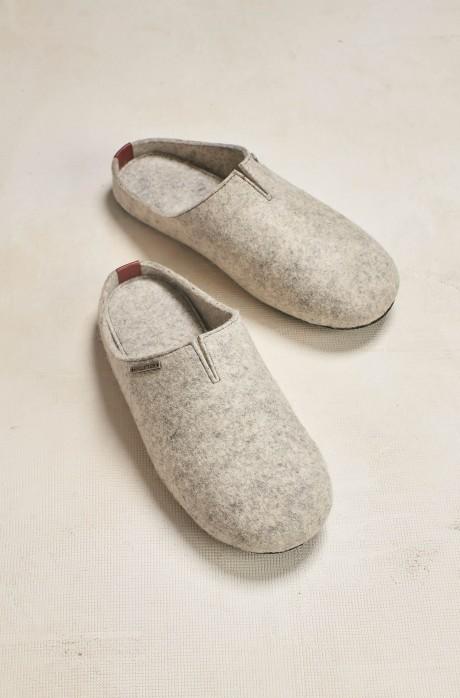 Alpaka Pantoffeln Hausschuhe KUNA Travel & Relax