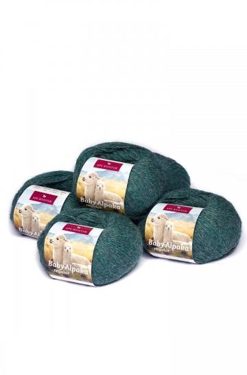 Baby-Alpaka Wolle REGULAR 5er-Pack APU KUNTUR