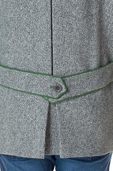 Alpaka Trachten Mantel LEONARD aus Alpaka und Wolle