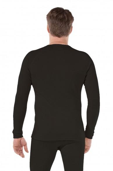THERMO FEINSTRICK PULLOVER aus Royal Alpaka Herren Funktions-Sport-Wäsche