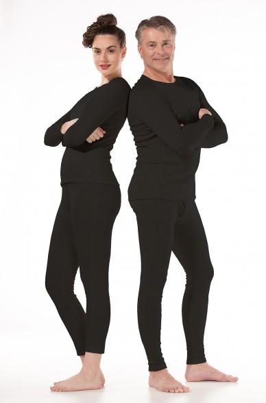THERMO LEGGINGS für Damen Lange Unterhose aus Royal Alpaka
