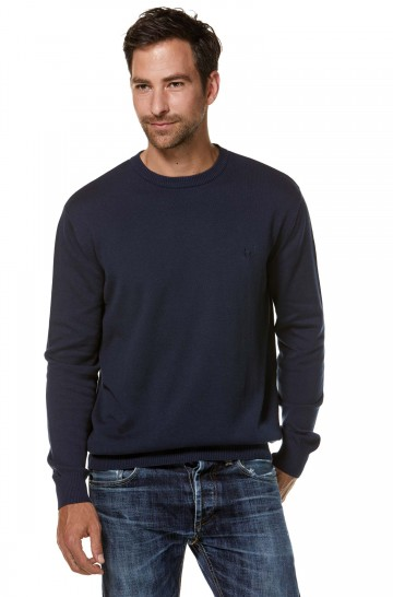 Pullover PABLO aus Royal Alpaka & Bio Baumwolle
