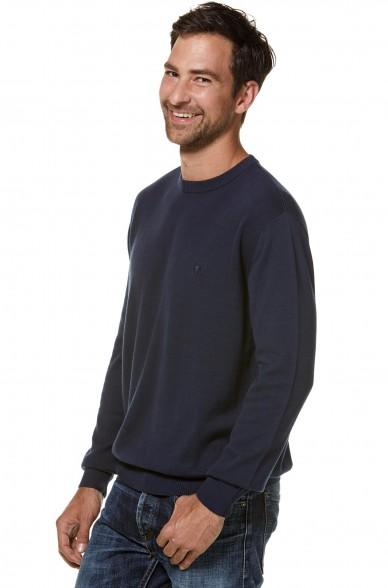 Alpaka Pullover PABLO aus 10% Royal Alpaka & 90% Bio Baumwolle