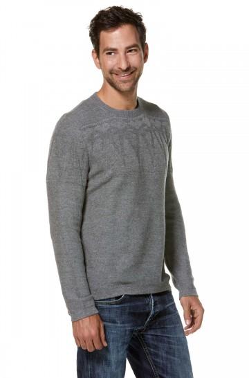 Pullover HUGO aus reinem Baby Alpaka von APU KUNTUR