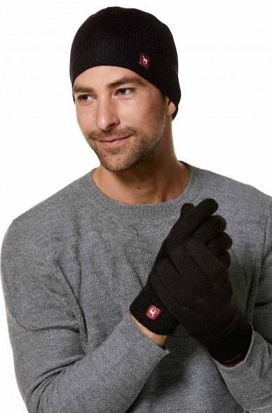 Alpaka Fingerhandschuhe UNI aus 100% Alpaka Superfine