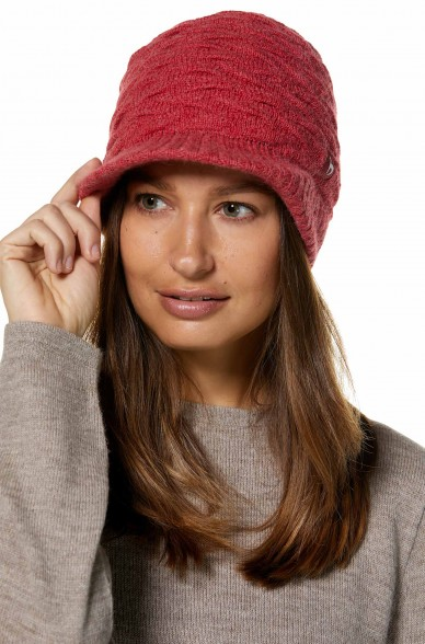 Alpaka Mütze PEPPI aus 100% Baby Alpaka