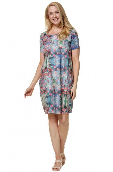 Sommerkleid SIENNA aus 100% Bio Pima Baumwolle