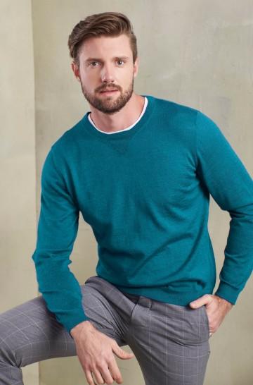 Pullover TIMOTEO aus 100% Alpaka