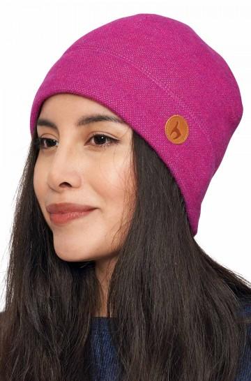 ALPACA SPORT Mütze aus Baby Alpaka und Wolle für Damen und Herren