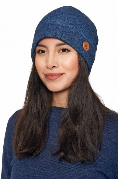 Alpaka Mütze ALPACA SPORT aus Baby Alpaka und Wolle