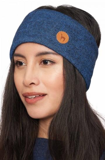 ALPACA SPORT Stirnband aus Alpaka und Wolle für Damen und Herren
