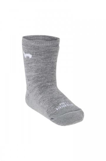Alpaka Socken Kinder ABS (Gr. 15-29) aus 50% Baby Alpaka