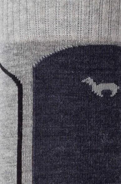 Alpaka Reitsocken aus 70% Baby Alpaka & 22% Pima Bio Baumwolle