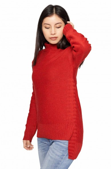 Pullover MAMRE aus reinem Baby Alpaka