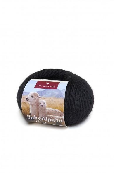 Alpaka Wolle BULKY | 1kg Kone | 100% Baby Alpaka