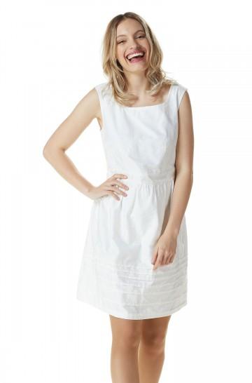 Kleid FATIMA aus 100% Bio Pima Baumwolle