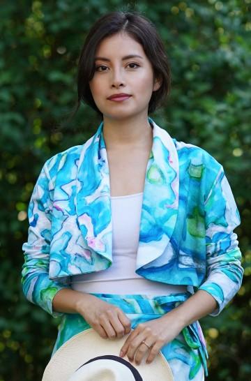 Bolero AARON aus Bio Baumwolle für Damen