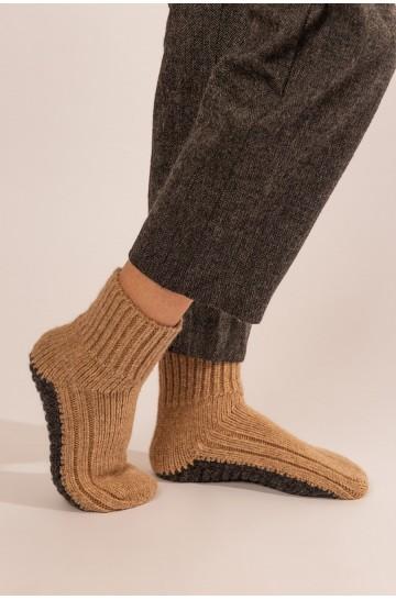 Kuschelige Hüttenfinken Pantoffeln ULLIVISTA  von KUNA