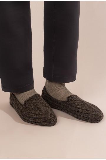Kuschelige Hüttenfinken Pantoffeln UGENTINO von KUNA