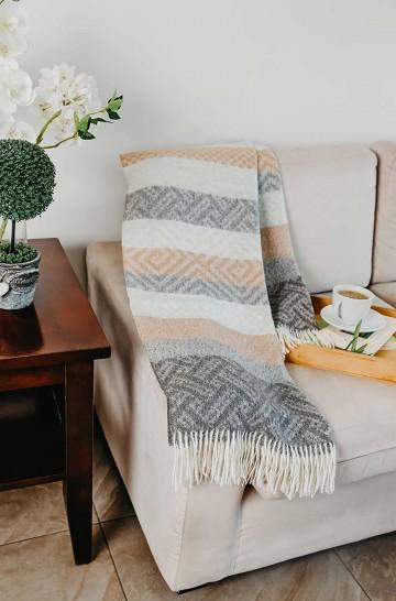 Decke UNANOCHE von KUNA Home & Relax
