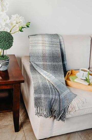 Decke SILVER von KUNA Home & Relax
