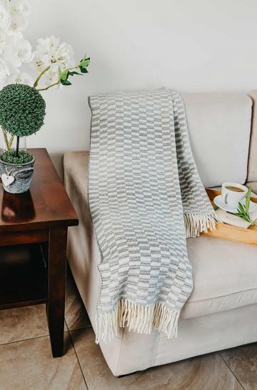 Decke UTAH Decke aus reinem Alpaka