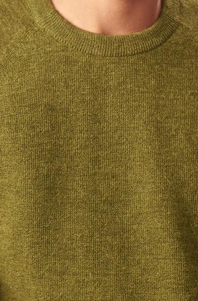 Pullover UMBOLDT aus Baby Alpaka