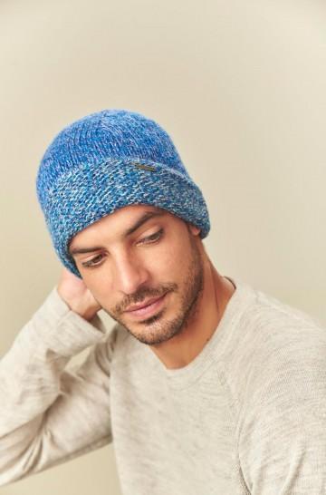 Mütze UNDO aus Baby Alpaka