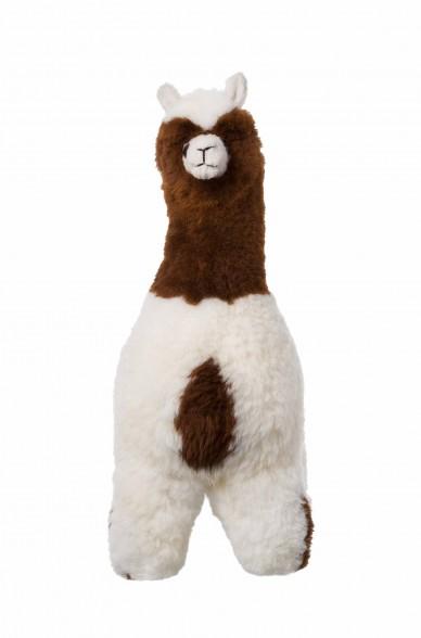 Alpaka KUSCHELTIER (50cm) aus Alpaka Fell