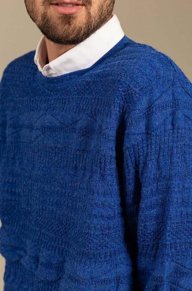 Pullover UPTOWN aus Baby Alpaka