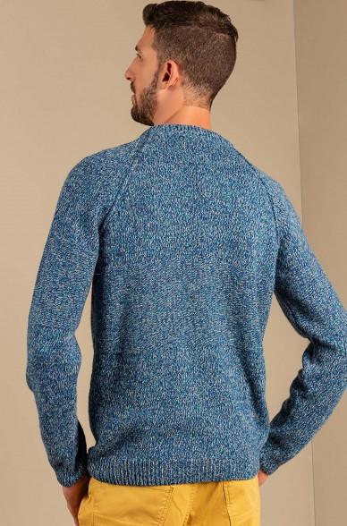 Pullover ULRICH aus Baby Alpaka
