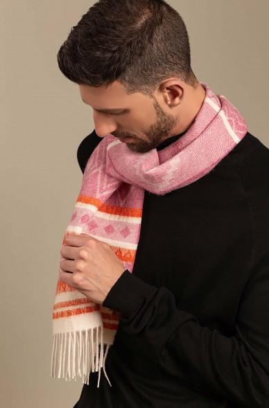 Schal UAKARI aus Baby Alpaka