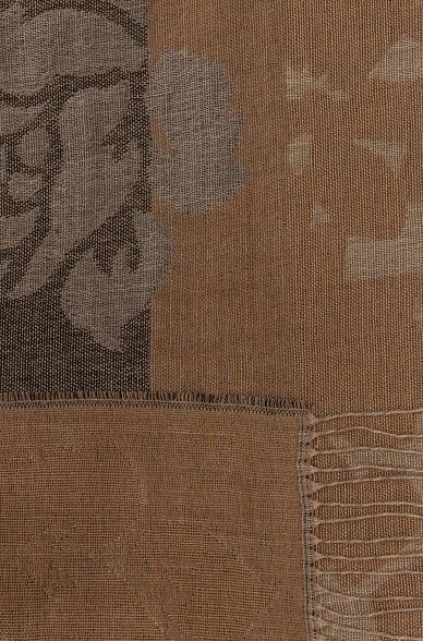 Schal UCAMPO aus Baby Alpaka und Seide