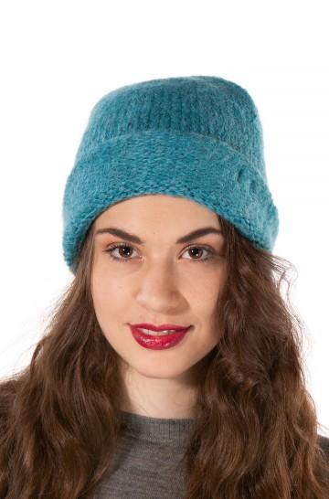 Mütze TARIK Long Beanie Suri-Alpaka Damen Herren