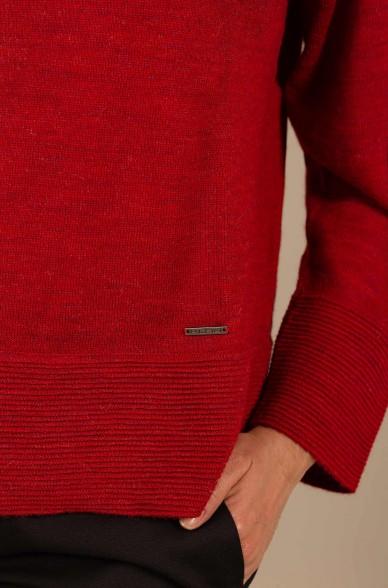 Pullover ULLANTA aus Baby Alpaka